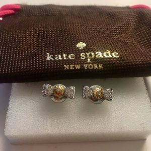 Kate Spade now stud earrings